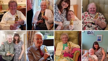 Falkirk care home hosts the Oscars